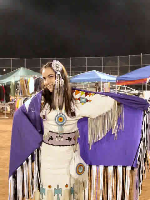 AURORA at Las Vegas Pow Wow Nov 11 2006
