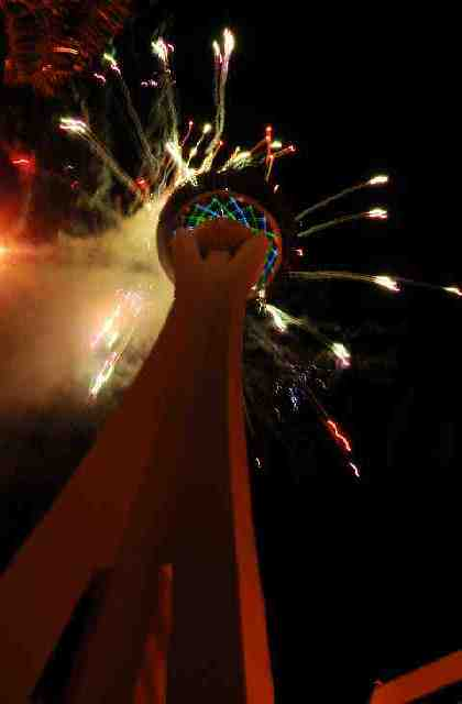 New Years Eve 2007-2008 Las Vegas Stratosphere