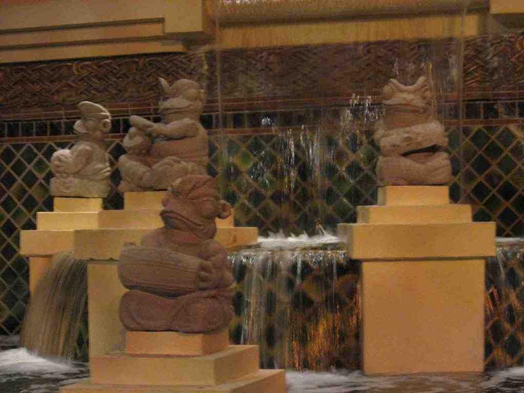 Fountains at Mandalay