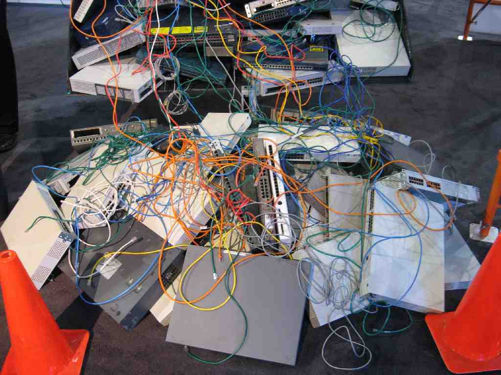 INTEROP Las Vegas 2008 Server Stuff