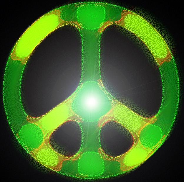 RIGHT CLICK on Peace On Earth logo to SAVE AS