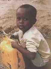 Sandawe kid
