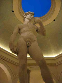 Statue of David, Caesars Las Vegas